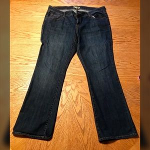 Old Navy Diva Style Jeans, Size 14 Short